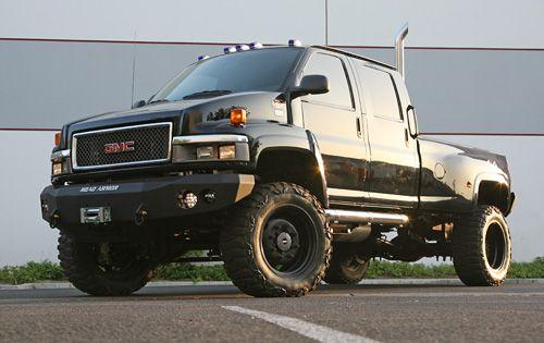 Transformer ironhide truck