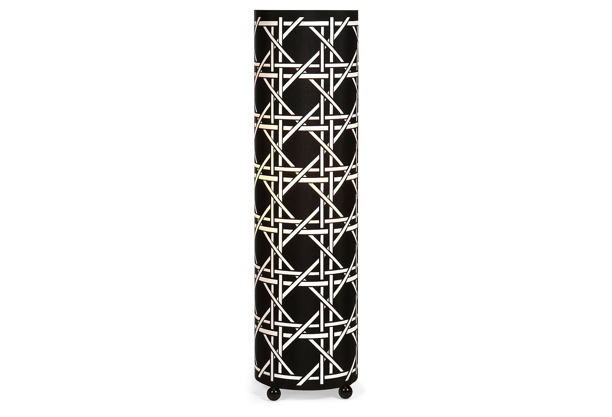 """26"""" Kavala Table Lamp, Black   Rustic & Refined   One ..."""