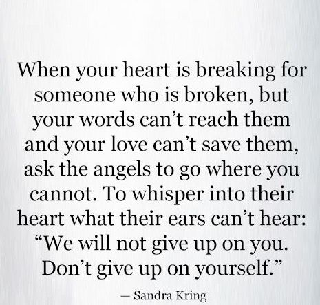 Is breaking broken who someone your is heart when for Read This