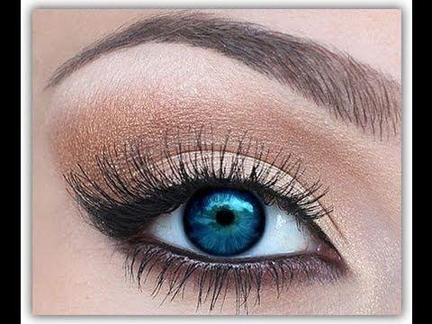 how to make tiny eyes look bigger