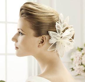 Carini accessoires de cheveux pour mariée