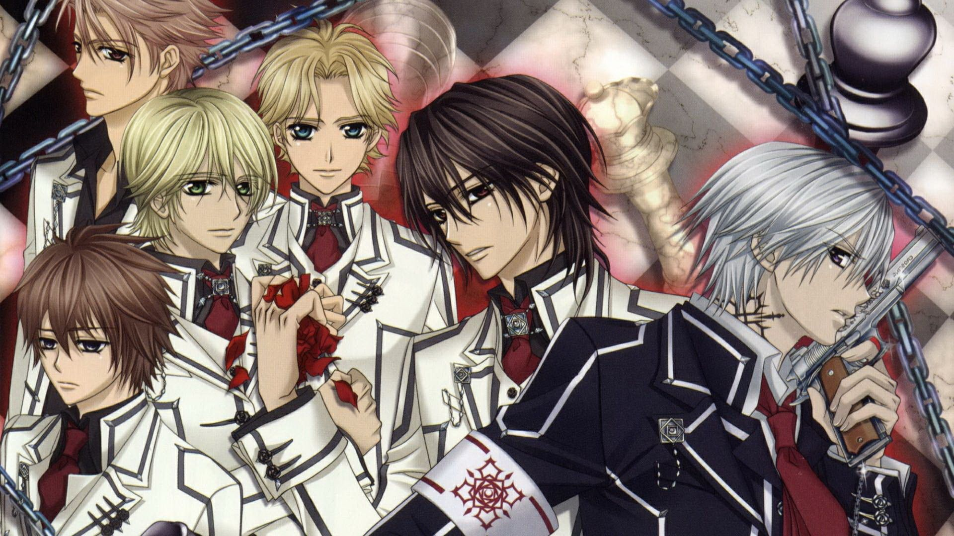 Pin by Audrey on Vampire Knight (With images) Vampire