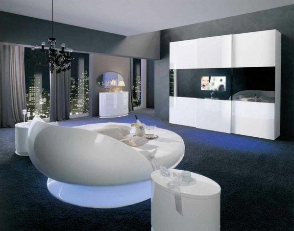 wohnideenminimalisti Loft Pinterest Zuhause, Betten und - luxus schlafzimmer design