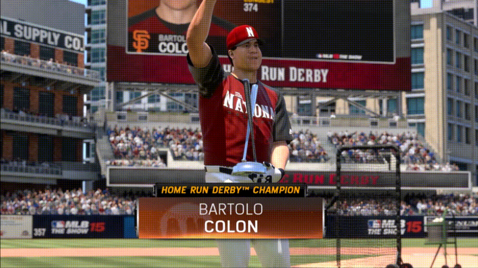 The best argument for why we need human cloning now: A guy simulates a baseball season with an entire League of Bartolo Colons. http://ift.tt/29uYyDh Love #sport follow #sports on @cutephonecases