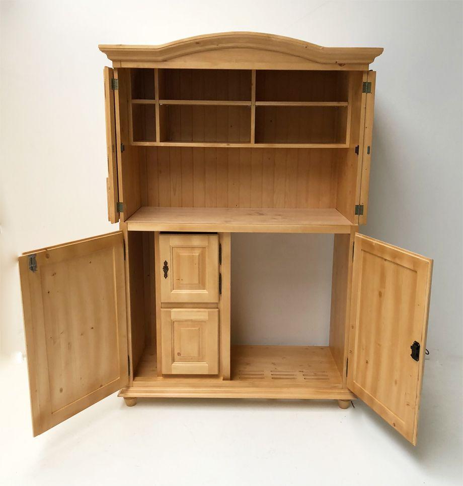Schrankküche , Küche im Schrank Füssen mit 2 Türen