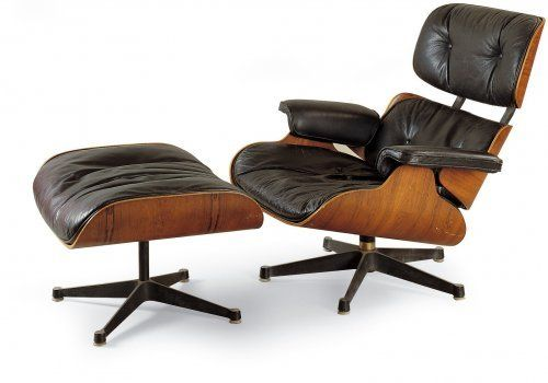 Charles & Ray EamesLounge Chair, Model No. 670 (1956)