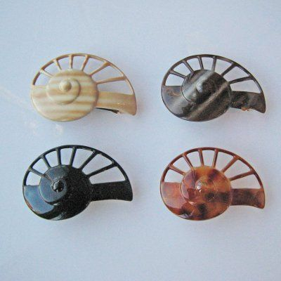 The French Atelier by Atelier @Luvocracy | escargot barrette
