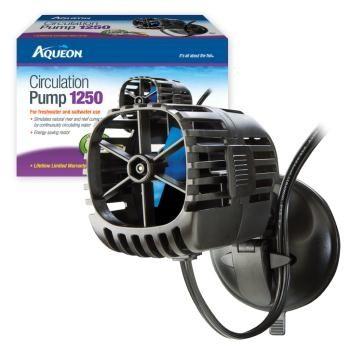 Aqueon Circulation Pump Model 1250 for fish simulates
