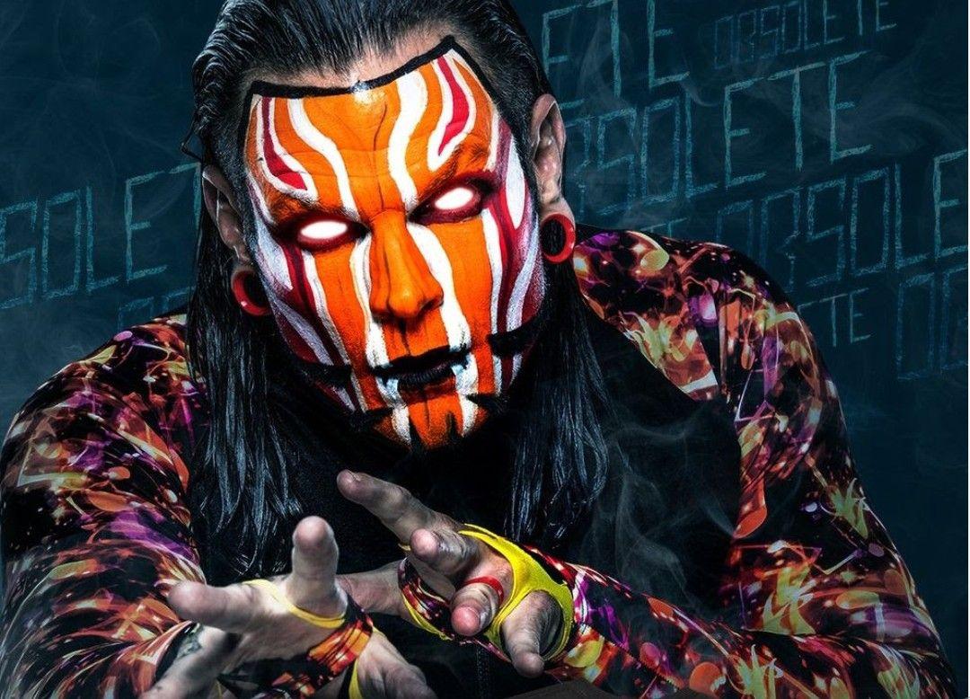 Jeff Hardy Jeff Hardy Face Paint Jeff Hardy The Hardy Boyz
