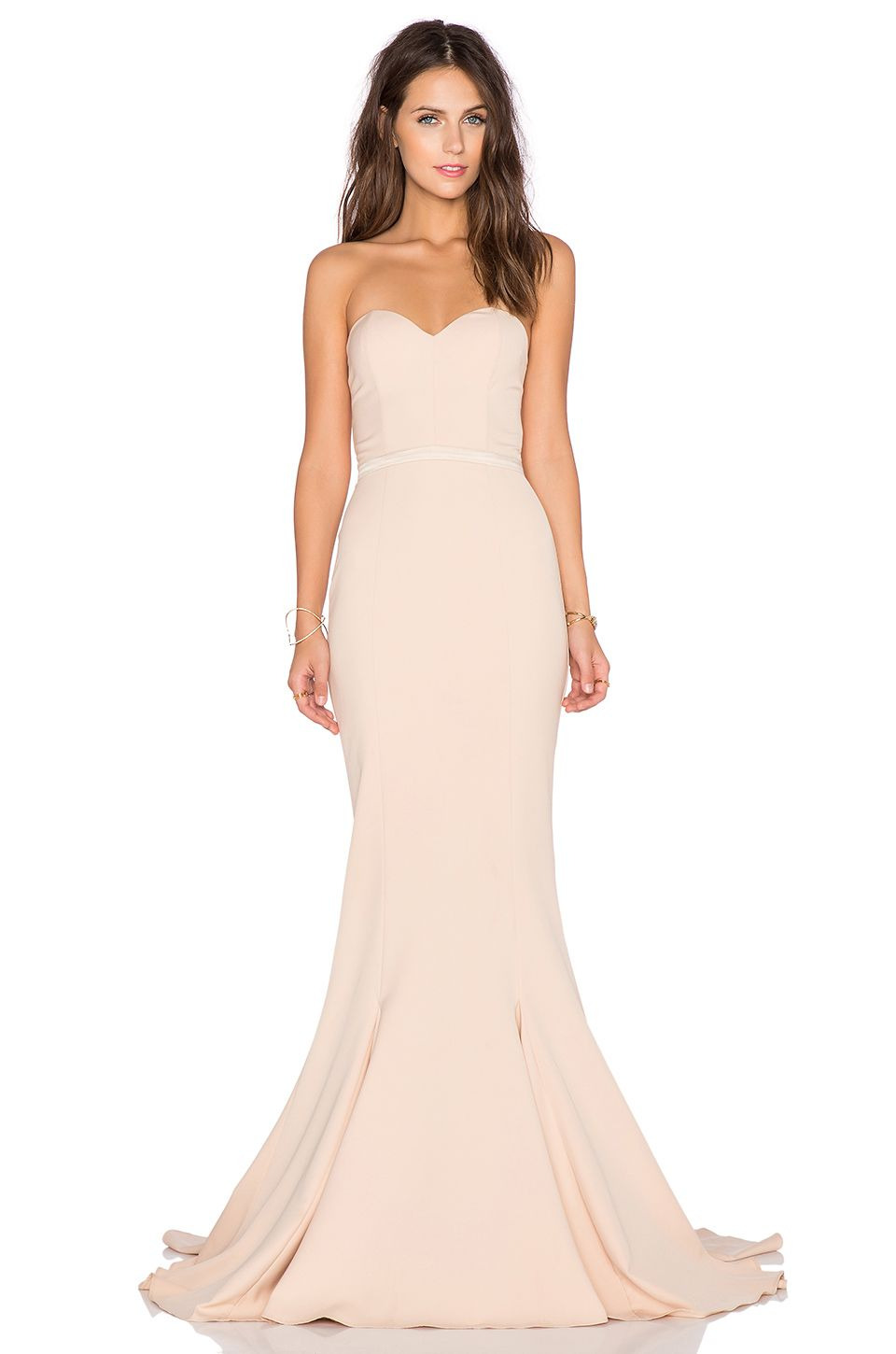 Elle zeitoune arianna gown in nude revolve fashion fix shop for elle zeitoune arianna gown in nude at revolve free day shipping and returns 30 day price match guarantee ombrellifo Choice Image