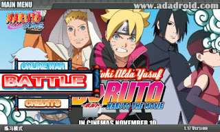 The Senki Boruto by Rivki Alda Apk di 2020 Aplikasi, Game