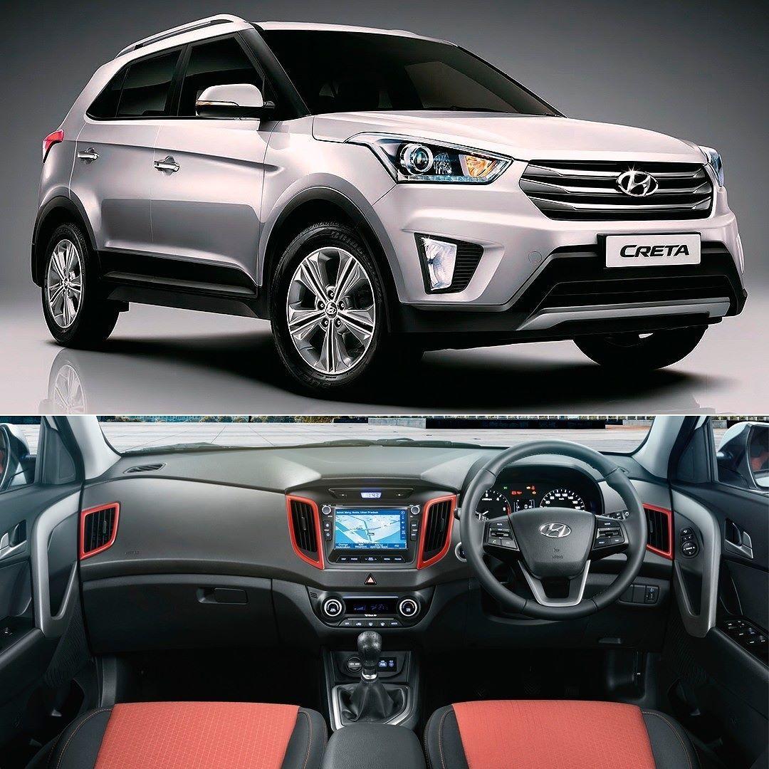 Hyundai Creta 2017 SUV compacto da marca coreana será