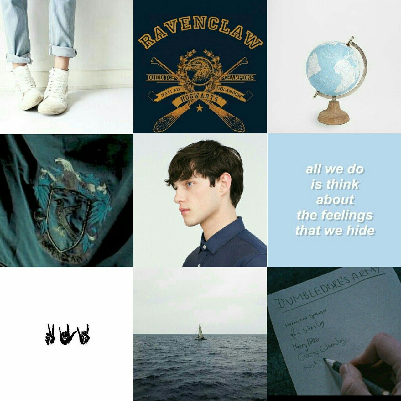 Harry Potter Characters Aesthetics Roger Davies By Camy Malfoy Harry Potter Characters Hogwarts Wizarding World