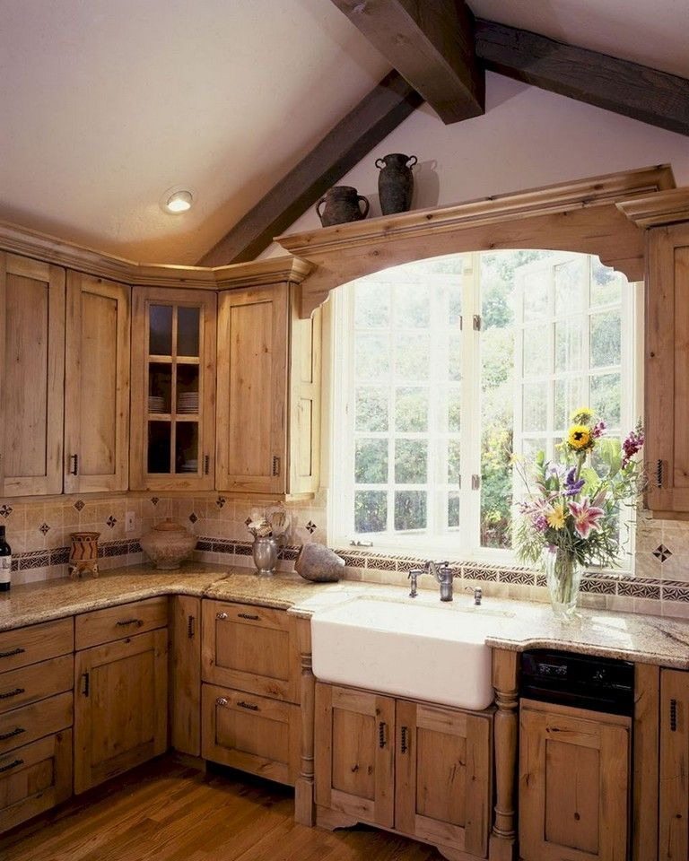 35+ Best Farmhouse Kitchen Decor Ideas to Fuel Your Remodel images