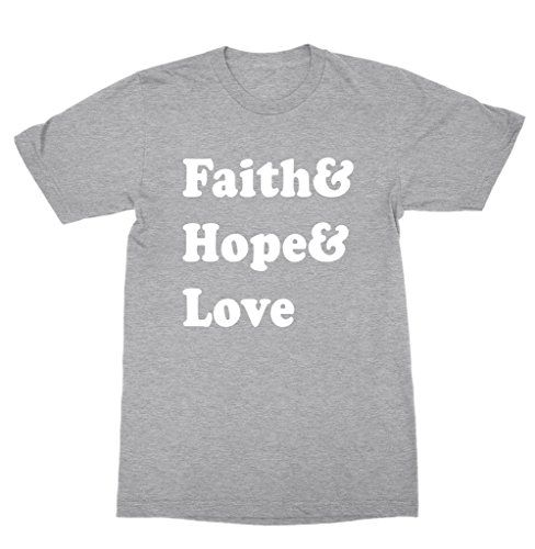 Faith And Hope And Love Shirt - Christian Shirt FUNKI SHOP https://www.amazon.com/dp/B01N0A05RX/ref=cm_sw_r_pi_dp_x_lUrjybZXY9VSR