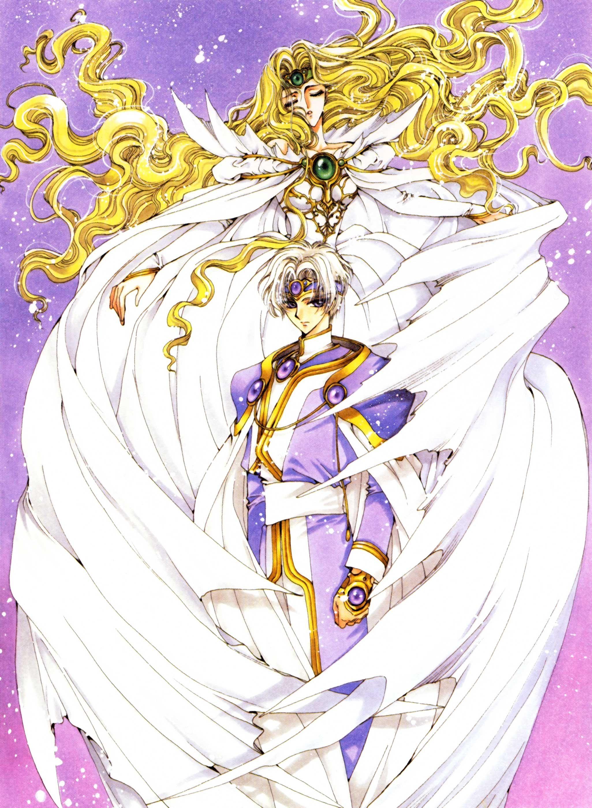 Magic Knight Rayearth by CLAMP CLAMP Manga Pinterest