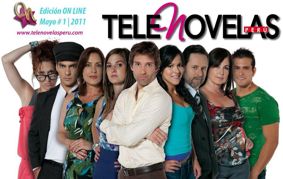 Edición Mayo # 001 | 2011 de TeleNovelasPeru.com