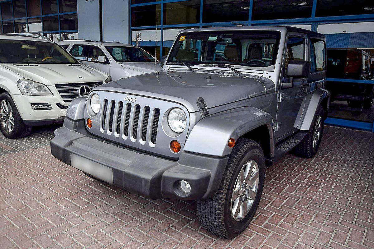 Jeep Wrangler Sahara 2014 Gcc Spec Price 95 000aed Jeep