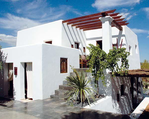 Casas de estilo r stico ii ibiza house and architecture - Casas estilo rustico ...