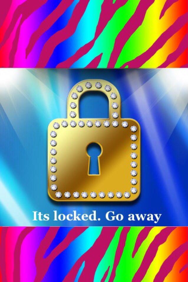 Its Locked Go Away Iphone Wallpaper Wallpaper Iphone Disney Princess Iphone 5s Wallpaper Cute Screen Savers