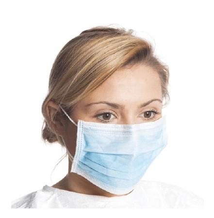 Contra Pin On A Protección H1n1