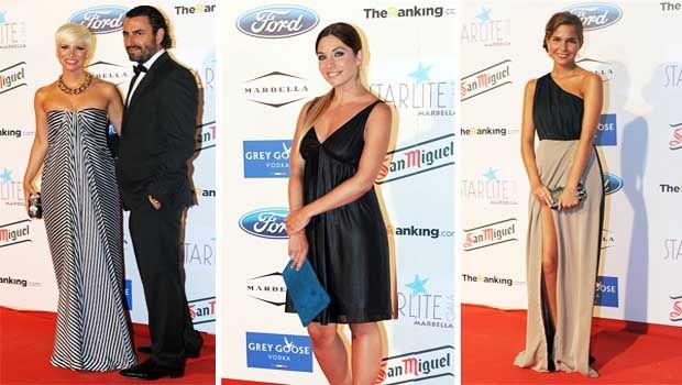 Gala Starlite: Pasión Vega, Leire Martínez y Natalia Sánchez.