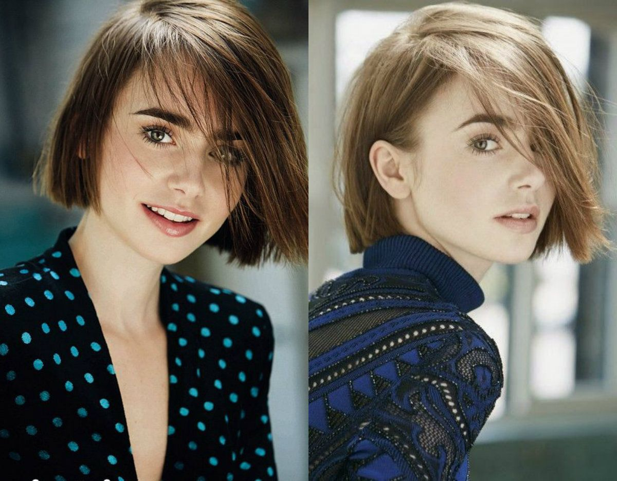 new hair style model new sharp blunt bob hairstyles 2017 hairdrome hair 5797 | b9b69160b06608f23ca3451e39219649