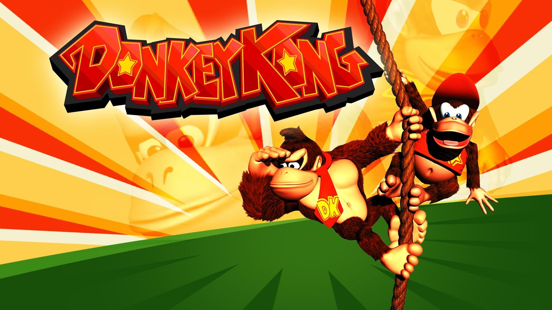 Classic Nes Series Donkey Kong Computer Wallpapers Desktop Backgrounds 1920x1080 Id 532272 Donkey Kong Donkey Kong Country Scooby Doo Images