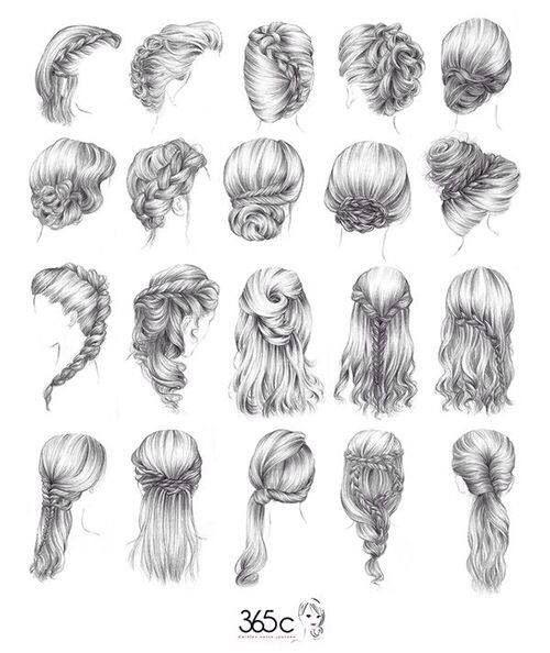 Cute & easy hairstyle ideas