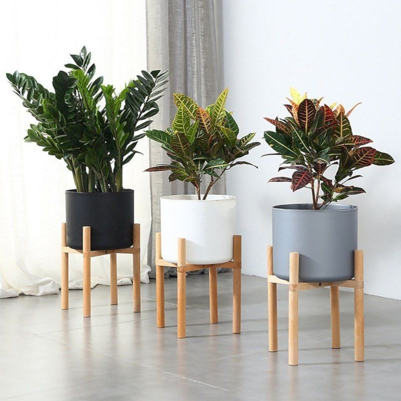 39 Modern Flower Pots Ideas For Indoor Use #flowerpot