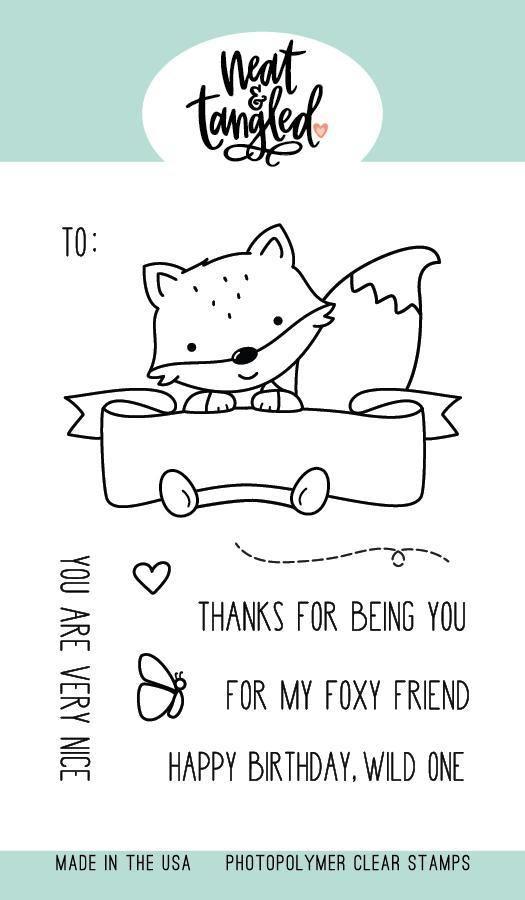 Neat & Tangled So Foxy