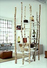 freiraum f r naturtalente wohnen mit leder holz co. Black Bedroom Furniture Sets. Home Design Ideas