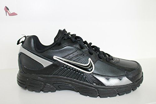 Downshifter 8, Chaussures de Running Homme, Bleu (Midnight Navy/White-Dark Obsidian-Black 400), 47 EUNike