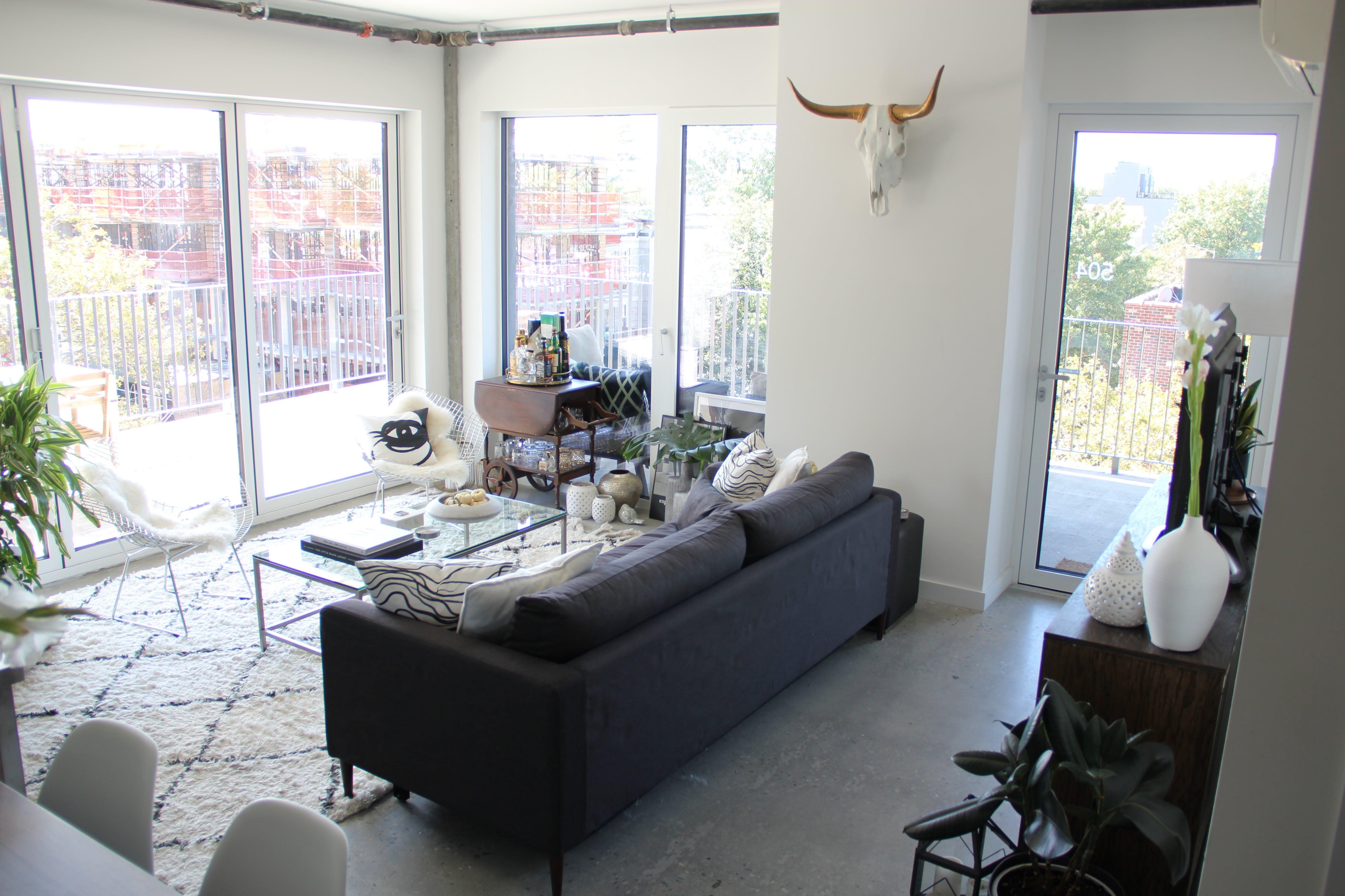 A Bright & Brand New Brooklyn Apartment Brooklyn