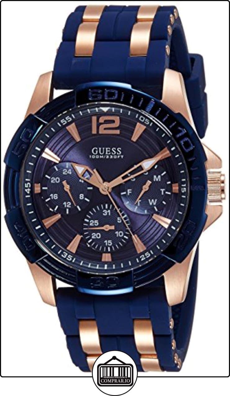 d1371f14da0e Guess W0366G4 - Reloj de pulsera hombre