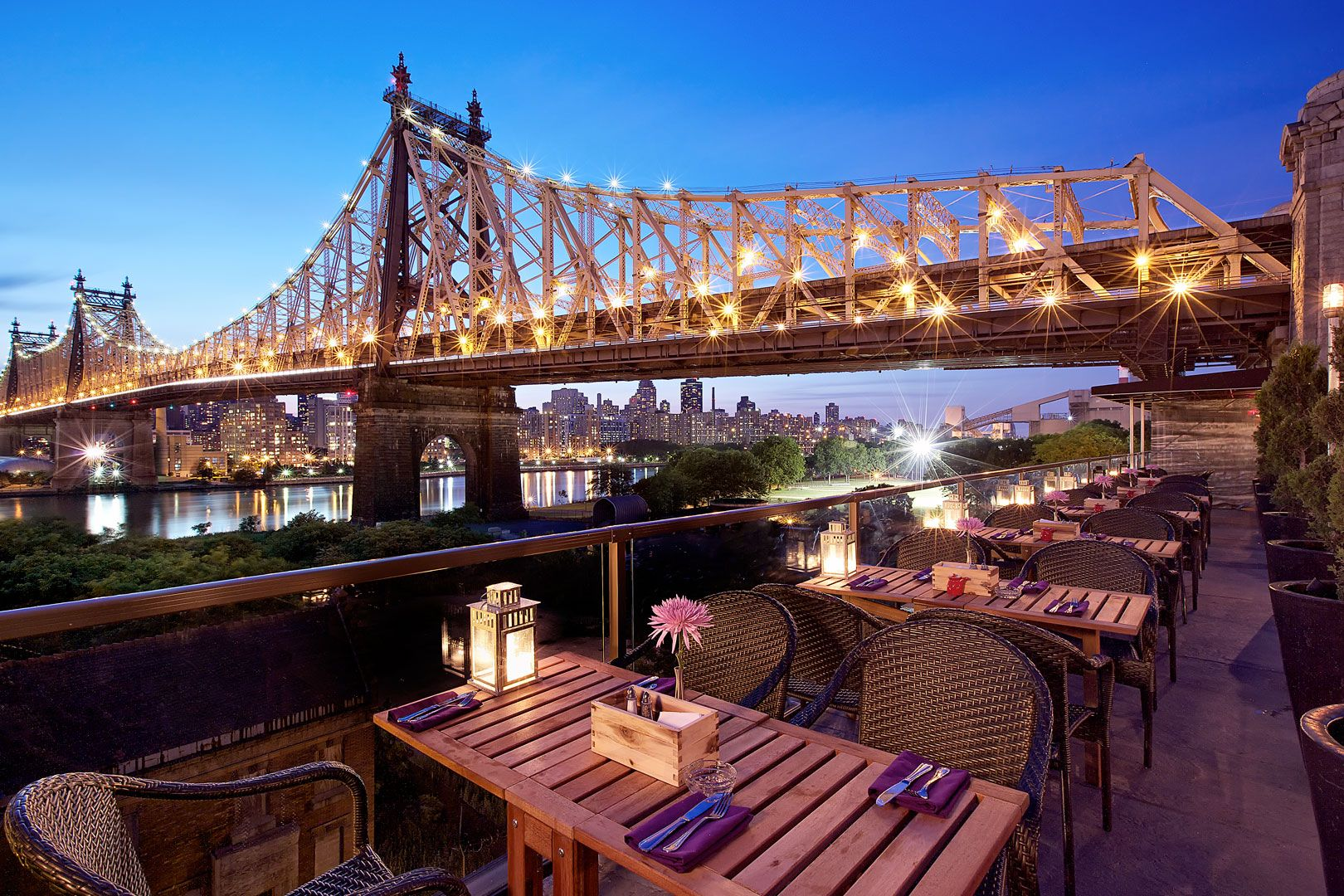 Penthouse 808 Nyc Foody Rooftop Restaurants Nyc