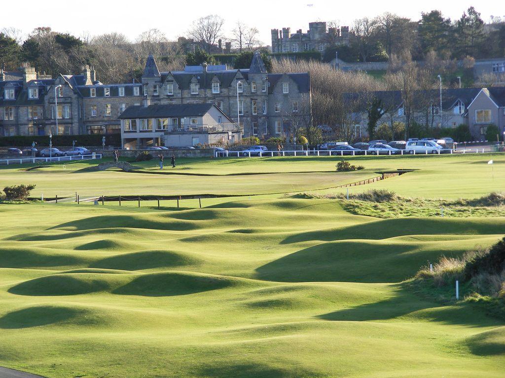 St Andrews Old Course Scotland Golf Courses Scotland Courses