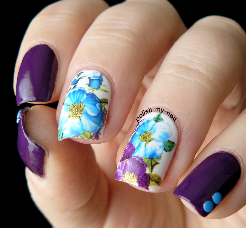 Nail Ideas For April: Born Pretty Store Blog: Newest Nail Art Show For April