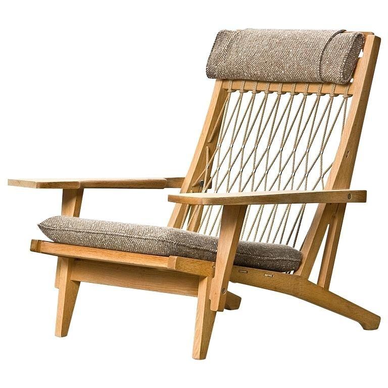 Hans Wegner Lounge Chair J Easy