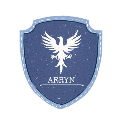 House Arryn Sigil - Maria Suarez Inclan