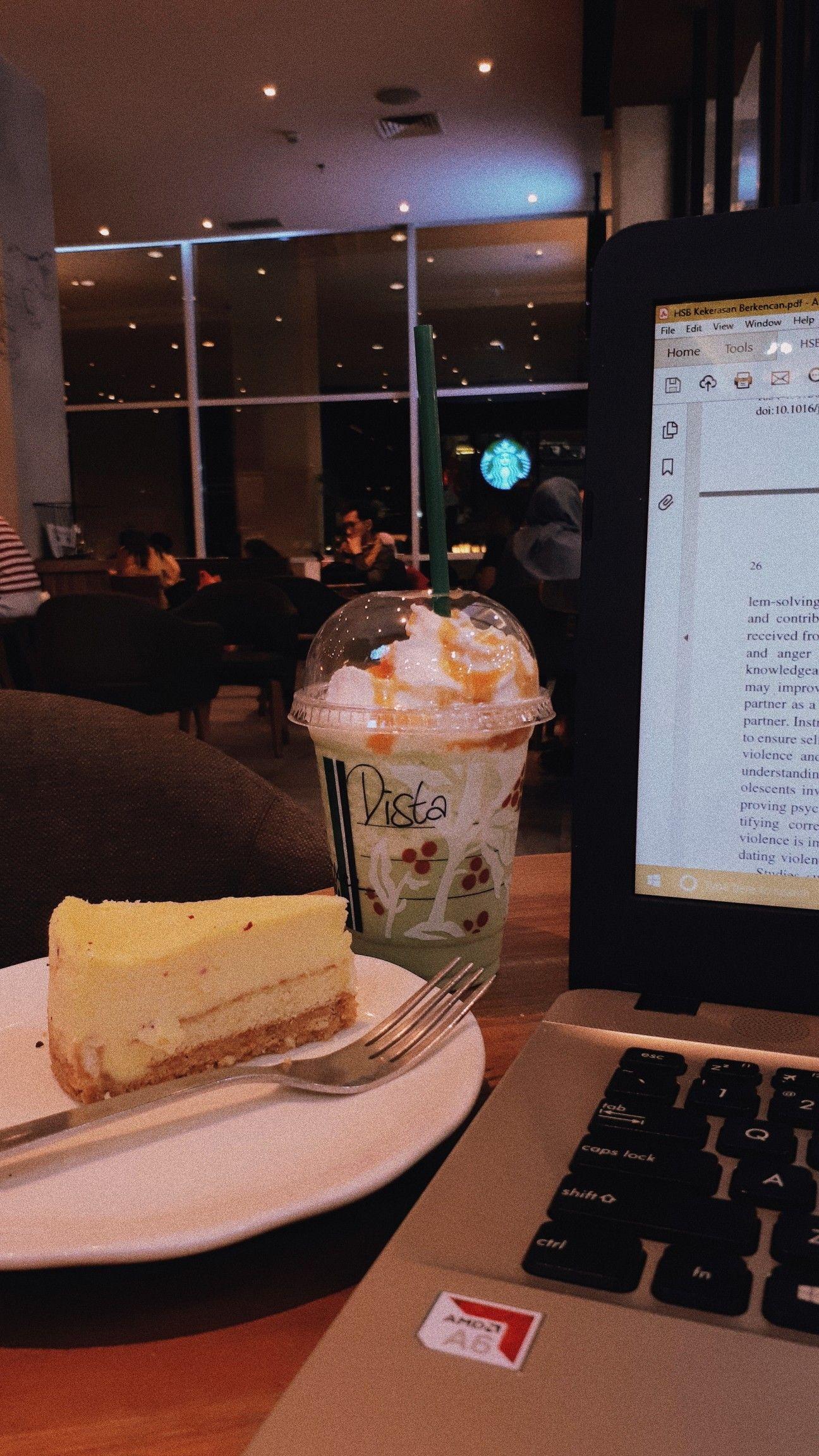Starbucks Vibes📍Yogyakarta Makanan, Makanan minuman