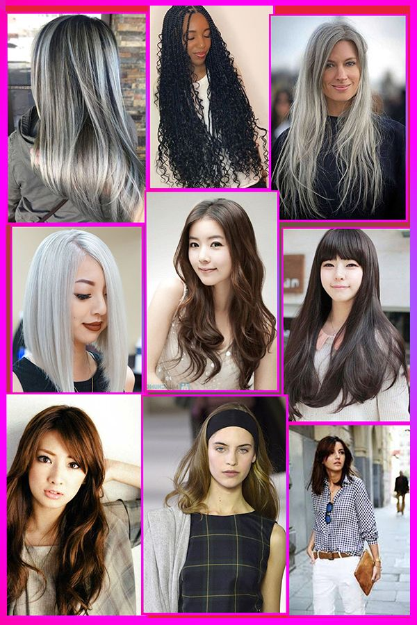 Best Hairstyles and Haircuts for Womens with Long Medium ...