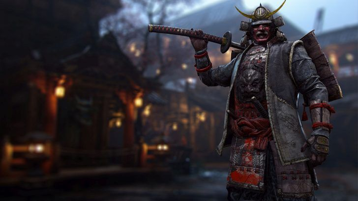 Samurai Hd Wallpaper For Honor 1920x1080 For Honor Samurai For Honour Game Viking Warrior