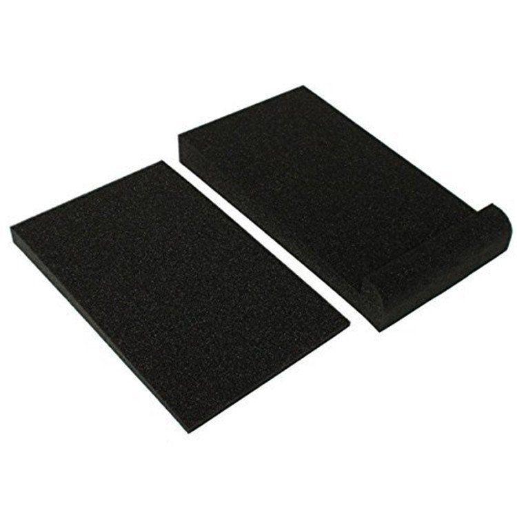 New Xl Studio Monitors Pad Soundproofing Foam Dampening Isolation Platform Pad Recoil Stabilizer Speaker Risers 30 X 20 X 4 Cm 11 8 X 7 9 X 1 6 In 1 2 4 8 Pack Kk1108 Sound Proofing Monitor Studio
