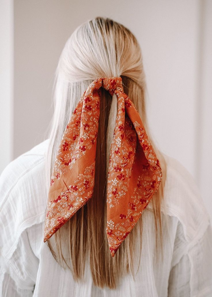 Hairstyle Bandana Short Hair in 2020 | Scarf hairstyles, Bandana hairstyles short, Bandana hairstyles