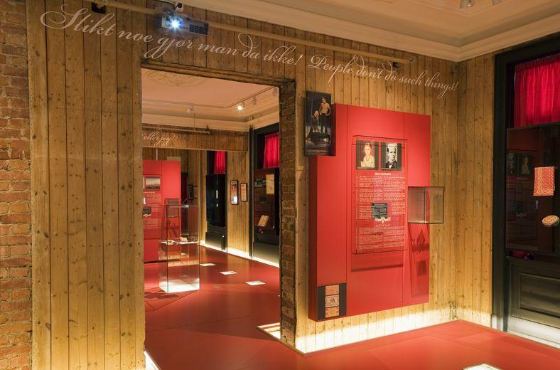 Jonsson Gudmundur Project Ibsen Museum In Oslo In