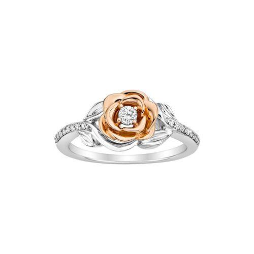 Fred Meyer Jewelers Enchanted Disney Diamond Belle S