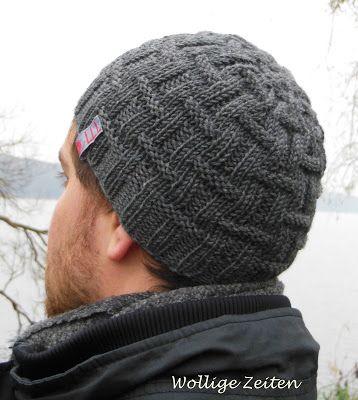 Wollige Zeiten: Mütze Thjorge 2.0 | scarf and hats | Pinterest ...