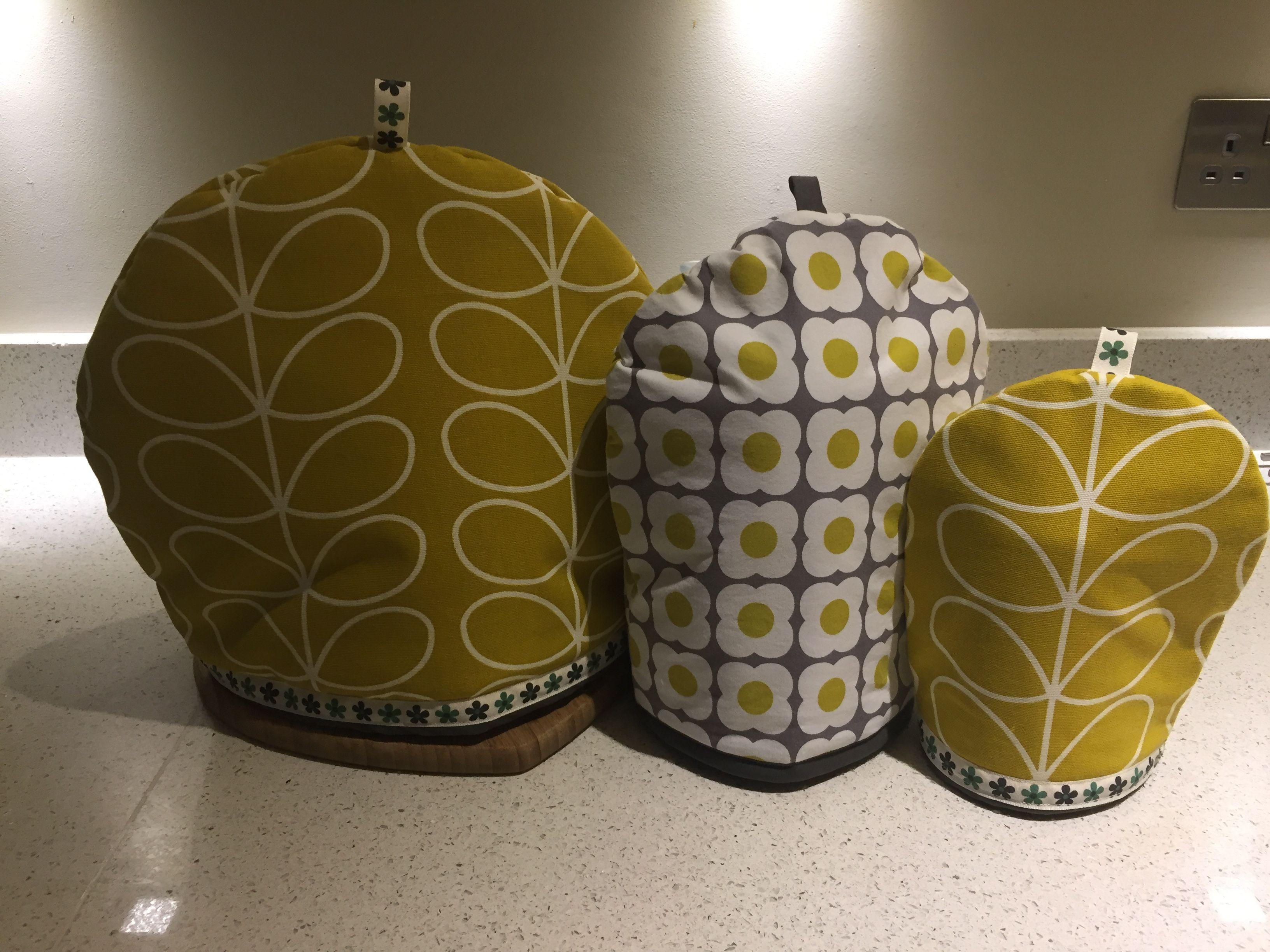 72ec4dfe4024 Orla kiely fabric tea cosy & cafetiere cosies | Home crafts | Orla ...