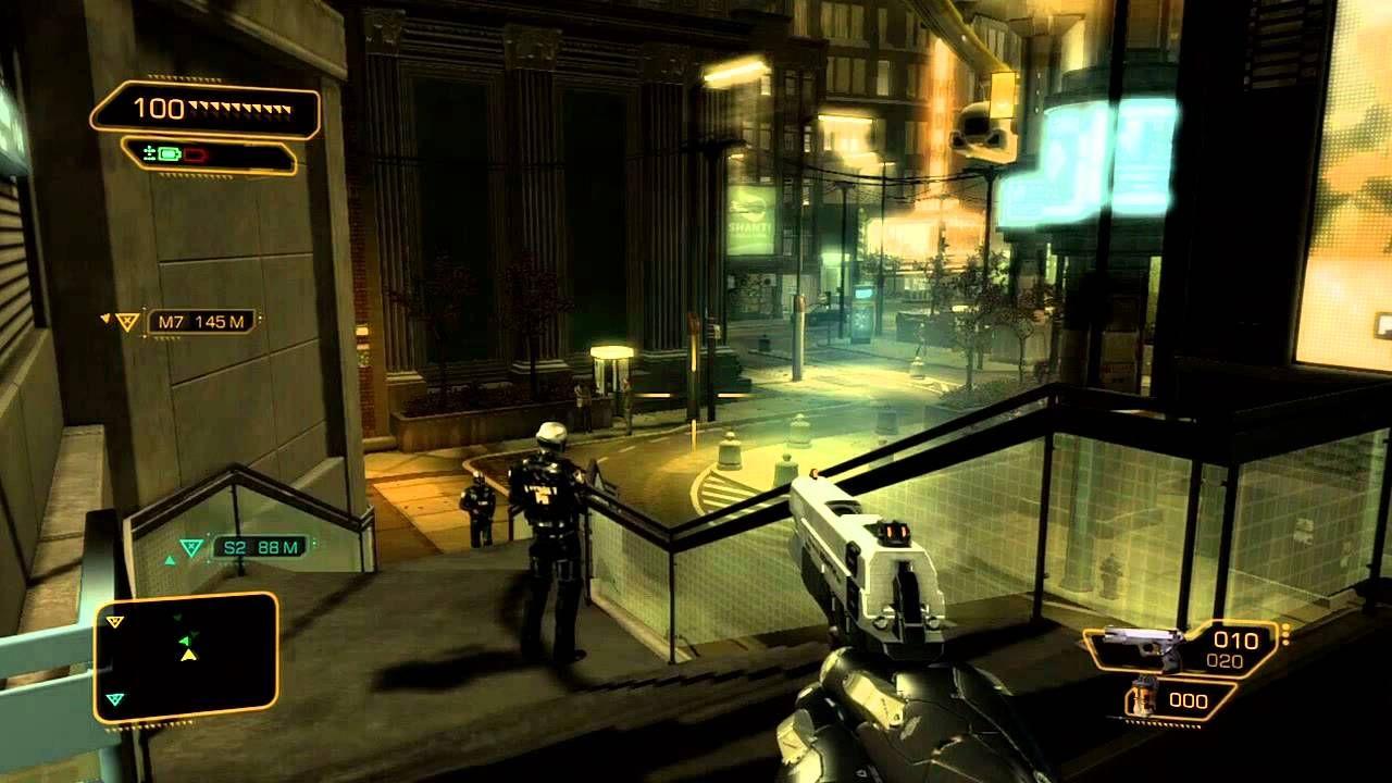 Deus Ex Human Revolution Walkthrough Part 10 Mission 6